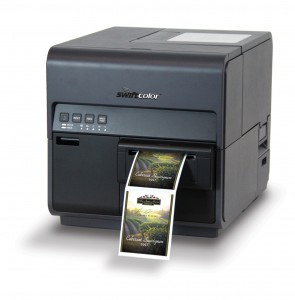 SCL-4000 Color Label Printer
