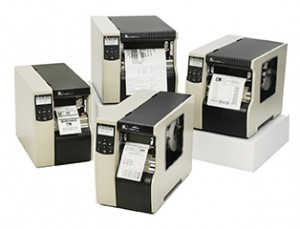 Zebra xi4 Series Industrial Table Top Printers