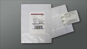 Auto Bagger Shipping labels