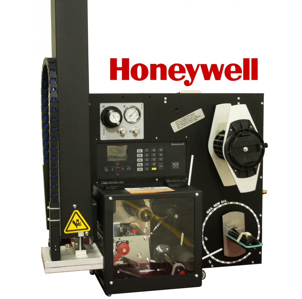 Honeywell print and apply